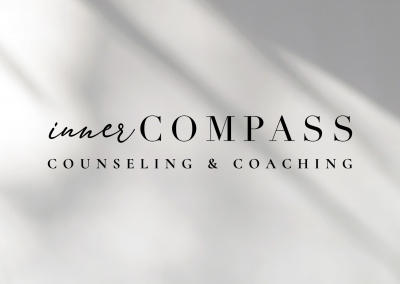 Inner Compass Counseling and Coaching Logo Design