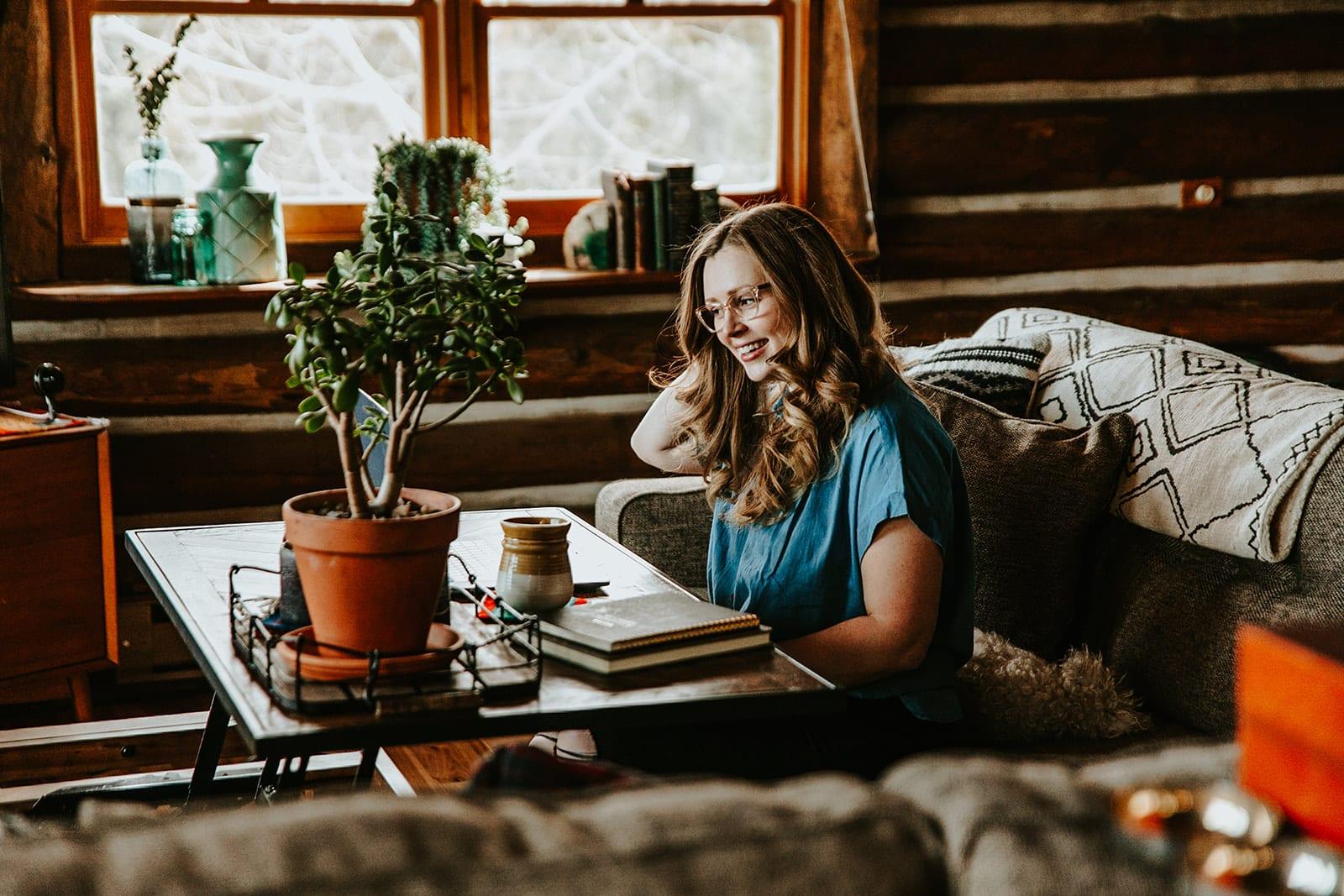 Colorado website designer Chaucee Stillman