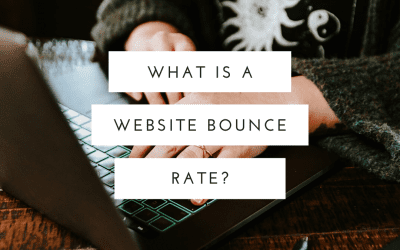 How Your Website's Bounce Rate Is Affecting Sales