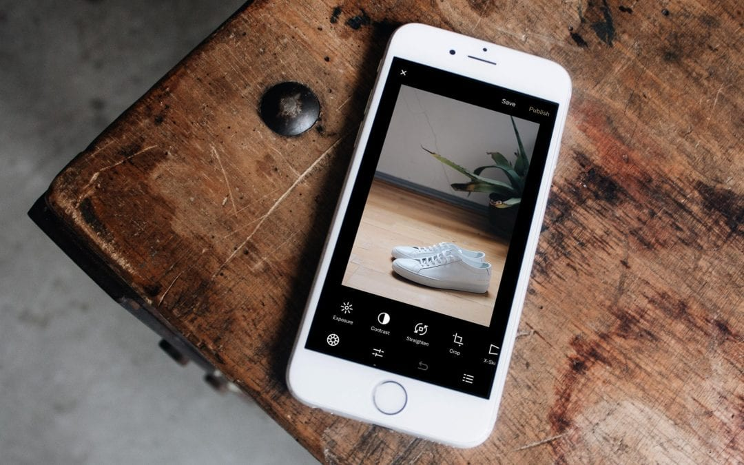 The Essentials: Mobile Photo Editing Apps
