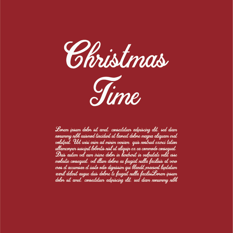 Christmas Fonts.Four Free Festive Christmas Fonts Strategic Web Design For